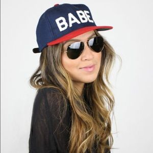 Sincerely Jules BABE baseball cap